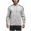 Adidas Mens Climawarm Tech Stripe Full Zip Fleece Hoodie Jacket NWT