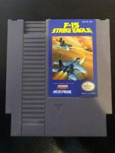 F-15-Strike-Eagle-Nes-Nintendo-Entertainment-System-Game-Only