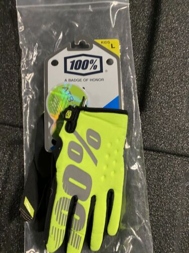 YM And YL 100/% Brisker Cold Weather Youth Kids MX Motocross ATV Gloves