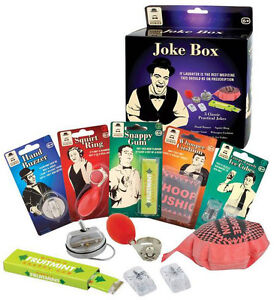Classic Jokes Range Joke Box 5 Classic Practical Pranks