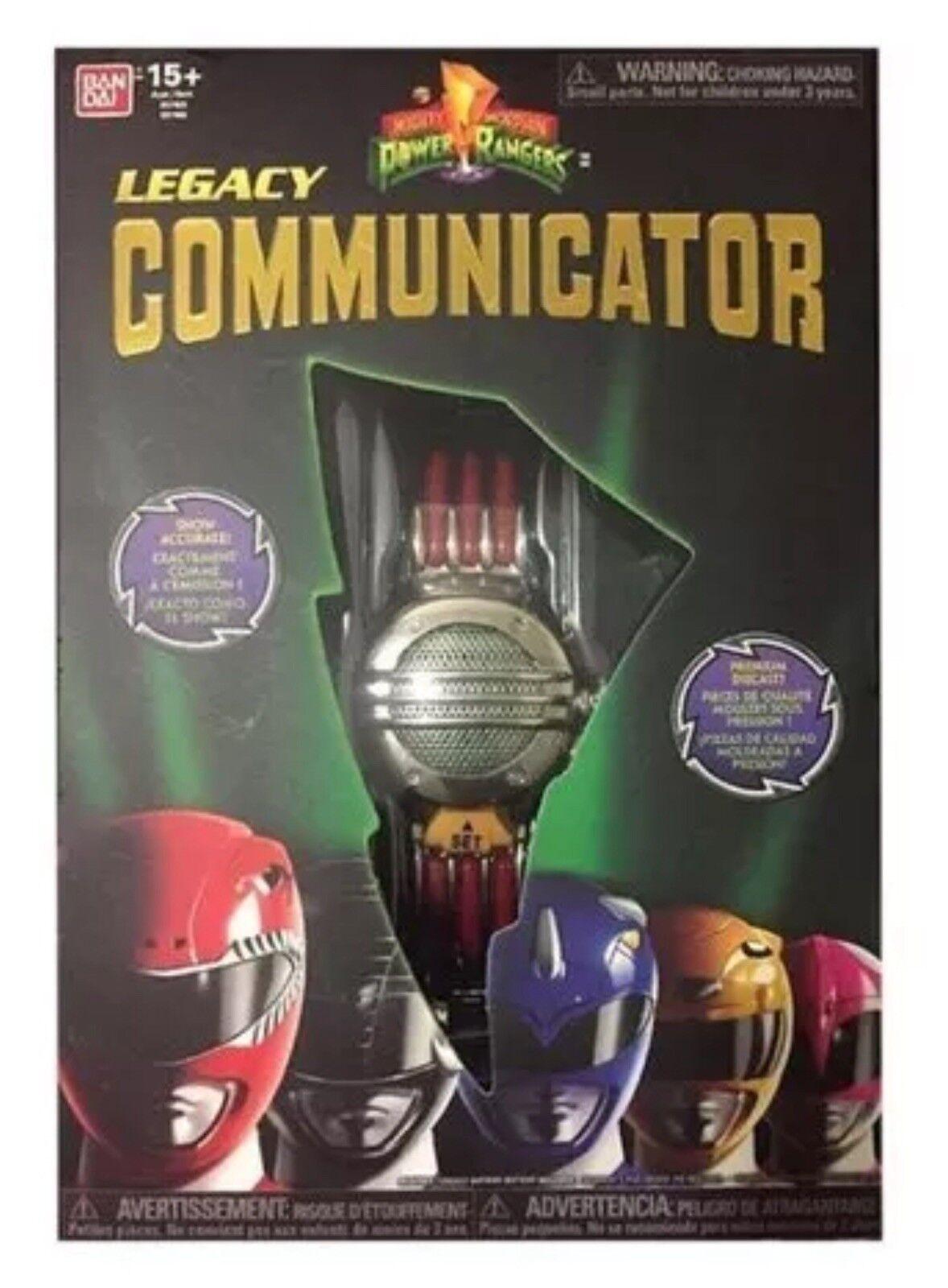 Mighty Morpin Power Ranger Legacy Communicator