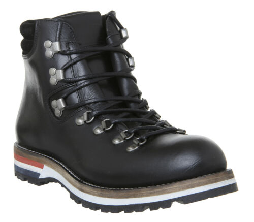 Mens Ice Hiker Black Missus Leather Ask The Boots WCoxBQErde