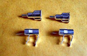 Taiko-Denki-TMP-K01X-A1-amp-S01X-B1-RF-Coaxial-Prise-tmp-Fiche-De-Connexion-x-2