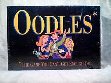 vintage OODLES the game you can't get enough of 1992 Milton Bradley Hersch NIP