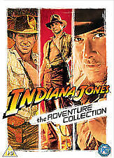 Indiana Jones Adventure Collection (DVD) Boxset