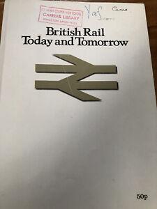 1974-British-rail-school-pupil-student-careers-recruitment-book-ephemera-trains