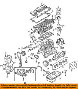 details about kia oem 06 11 rio engine timing belt 2431226050 Kia Rio SX GDI