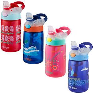 Contigo 10 oz Kid/'s Striker Autospout Chill Stainless Steel Water Bottle
