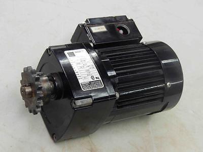 #249 Bodine 42y4bfpp-e3 380/460v Hp 1/8 | 1/6 Ratio 20:1 Rpm 71/87 gearmotor Modieuze Patronen