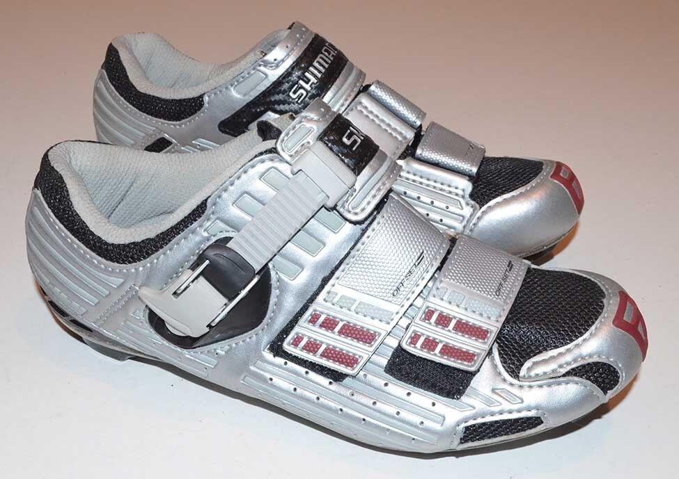 d3d77933b1 Shimano Carbon Fiber Road Cycling scarpe - SH-R131S Road Bicycle scarpe  38.5 - 5.5