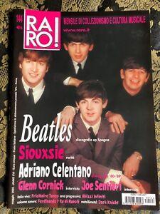 RARO-144-Magazine-about-discography-ps-Beatles-Siouxsie-Celentano-Sentieri