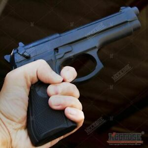 "9"" Polypropylene Tactical Movement Training Gun Halloween Movie Prop Cosplay"