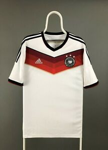 GERMANY-2014-2015-ADIDAS-SIZE-L-HOME-FOOTBALL-SOCCER-SHIRT-JERSEY-WORLD-CUP
