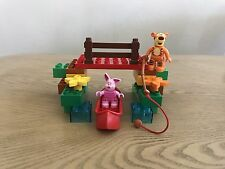 LEGO DUPLO 5946 Tigger's Expedition Winnie The Pooh Rare Set Tigger & Piglet