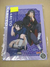 Naruto 2 Clear Card Set - 2 Card trasparenti Sasuke/Hitachi Neji/Shikamaru RARE