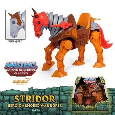STRIDOR by Super7 Masters of the Universe Classics MOTUC Grayskull he-man motu