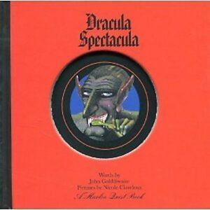 JOHN-GOLDTHWAITE-DRACULA-SPECTACULA-BRAND-NEW-HARDBACK