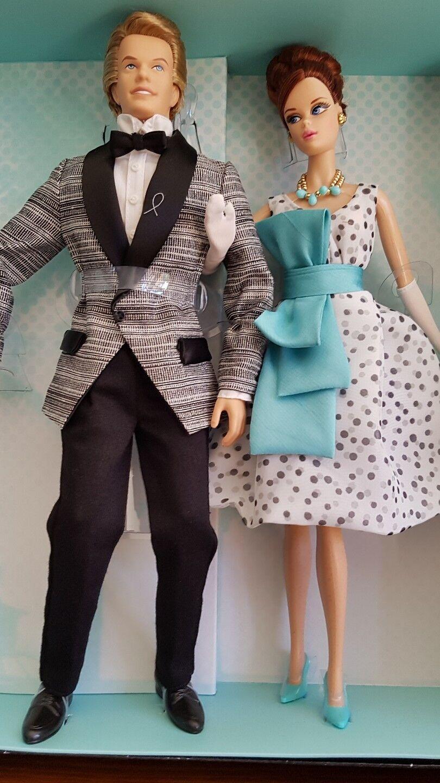 Barbie And Ken  PLATINUM Label Spring Break  Convention  999 IN TUTTO IL MONDO