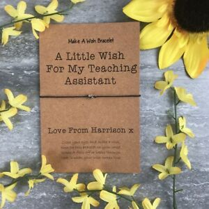 A-Little-Wish-For-My-Teaching-Assistant-Teaching-Assistant-Gift-Teacher-Gift
