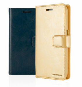 Samsung-J5Prime-Mercury-Blue-Moon-Diary-TPU-Leather-Wallet-flip-Case-Cover