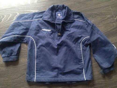 Prostar Trainingsjacke, Gr.152, blau, Trainingsüberzieher, Training