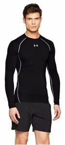 Under-Armour-Men-039-s-HeatGear-Armour-Long-Sleeve-Compression-Shirt