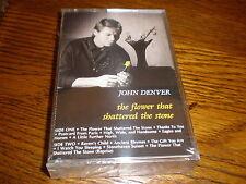 John Denver CASSETTE The Flower That Shattered The Stone