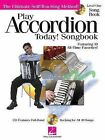 Play Accordion Today! Songbook - Level 1 by Hal Leonard Publishing Corporation (Mixed media product, 2012)
