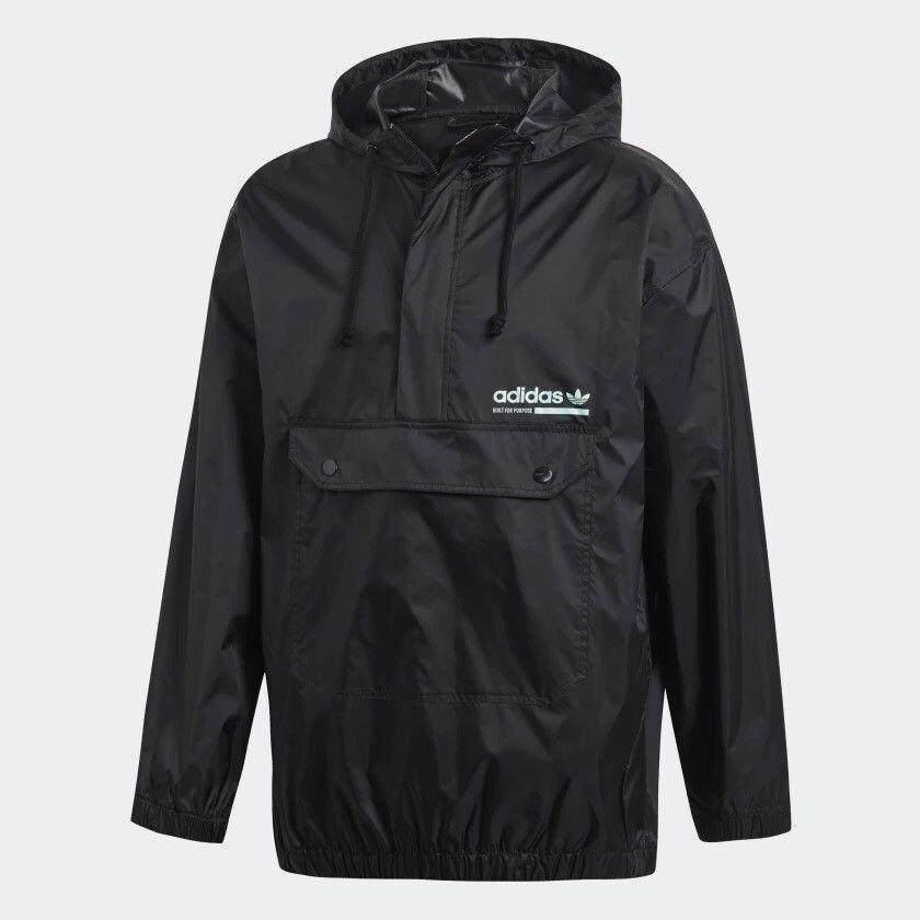 Hermosa Chaqueta de hombre Adidas  Originals Kaval z] [Negro DH4940  vendiendo bien en todo el mundo