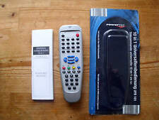 Universal Fernbedienung Remote Control Powertec OVP