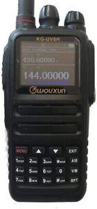 WOUXUN KG-UV8 H RTX Vhf / Uhf 999 Speicher Full Duplex-Cross -band 10 Watt 23031