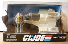 G.I.JOE 25th Anniversary Sharc Tooth (Sharc Submarine) w/ Deep Six Figure MISB