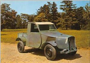 Oldies 1/43: Citroen 2cv Proto 1936 Pick-up (production Artisanale)