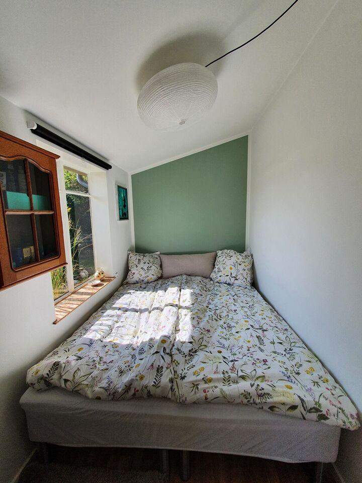 Kolonihave, 40 m2 bolig, 400 m2 grund