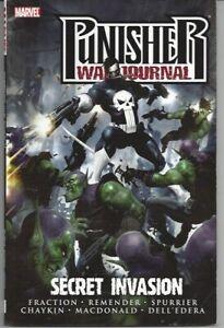 Punisher-War-Journal-Vol-5-Secret-Invasion-TPB-Marvel-2009-MCU