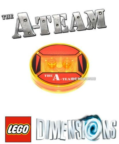GIFT BESTPRICE NEW LEGO DIMENSIONS B.A BARACUS FUN PACK TOY TAG 71251