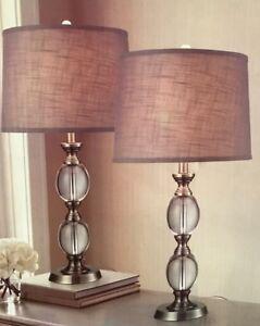 Bridgeport Designs 1119091 Table Lamps Set Of Two 853710006585 Ebay