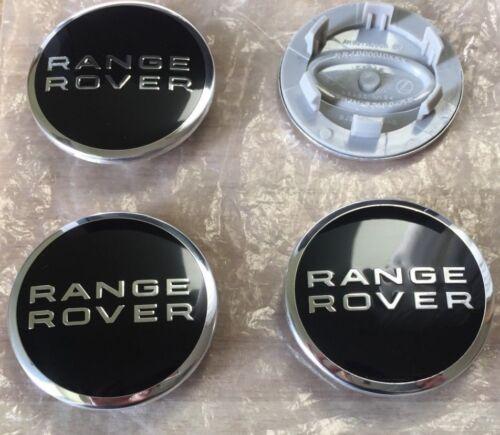 RANGE ROVER 4 Tappi coppette ruote Coprimozzo 63 mm
