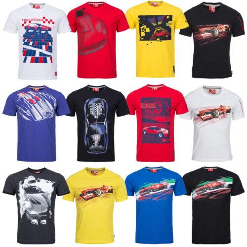 PUMA Scuderia Ferrari SF Herren Fan T-Shirt Formel 1 Tee XS S M L XL 2XL neu