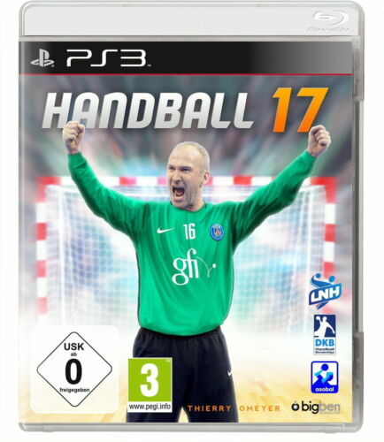1 von 1 - Handball 17 (Sony PlayStation 3 Spiel, 2016, USK) NEU