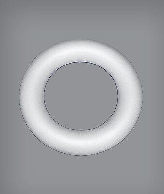 Corona Piena In Polistirolo Varie Misure - Vetrinistica Bricolage Decoupage