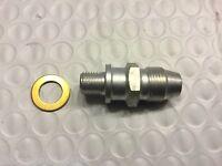 Harley Panhead Oil Pump Fitting Nipple & Washer 26424-50 1950-1964