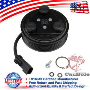 67182 AC Compressor&Clutch For Dodge Ram  2500 3500 4500 5500 Diesel US STOCK