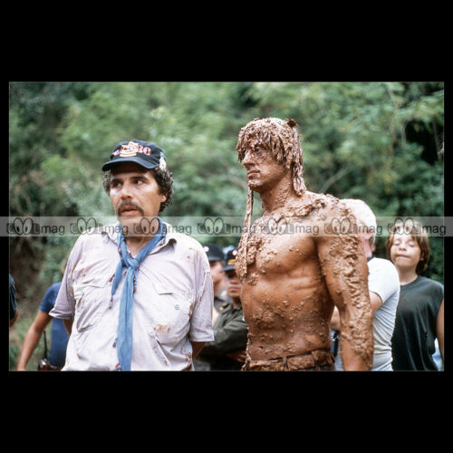 RAMBO FIRST BLOOD PART II 1985 #phs.011015 Photo SYLVESTER STALLONE