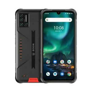 Umidigi Bison Waterproof NFC 48mp Quad Camera 24mp Selfie Android 10 5000 mAh