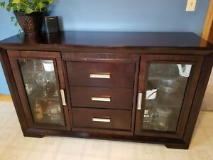 Image Is Loading Raymour And Flanigan Batavia Dining Room Sideboard Buffet