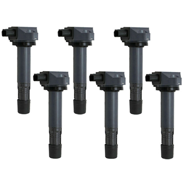 Quality Ignition Coil 6PCS For Acura MDX RDX RLX TLX