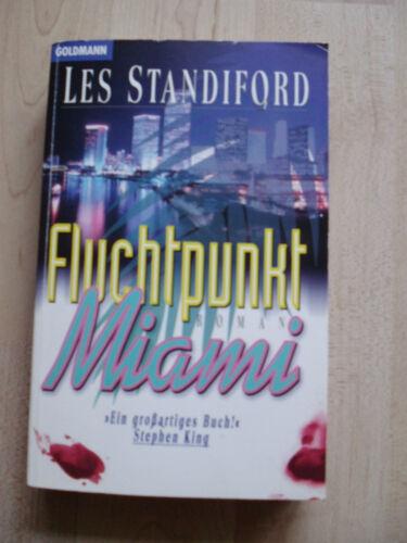 1 von 1 - FLUCHTPUNKT MIAMI Les Stadiford ROMAN