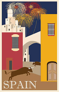 107-Vintage-Travel-Poster-Art-Spain-FREE-POSTERS