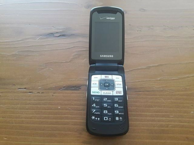 Samsung Knack SCH-U310 - Black (Verizon) Cellular Phone for sale online | eBay